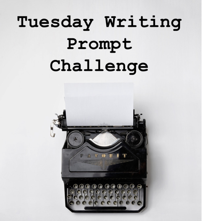 Writing Prompt Tuesday